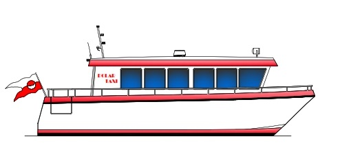Design no. 189 FM – Water Taxi – Greenland