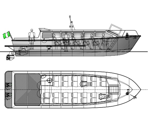 Design no. 126 Nigeriabåd
