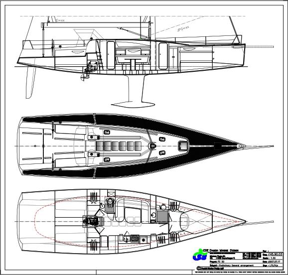 Design no. 145 TC 50