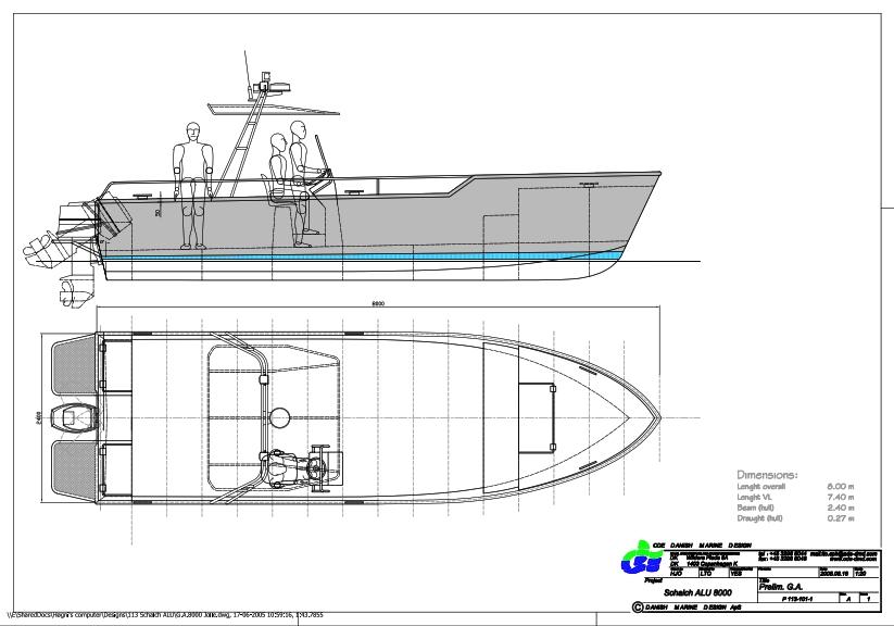 Design no. 113 Schalch ALU 8000