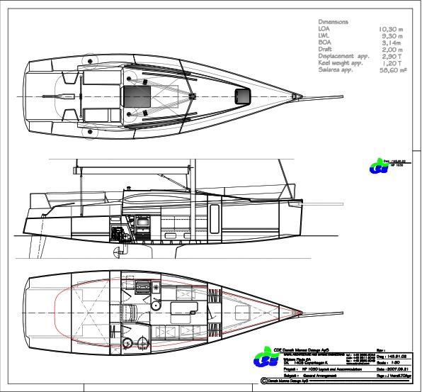 Design no. 137 HP1030