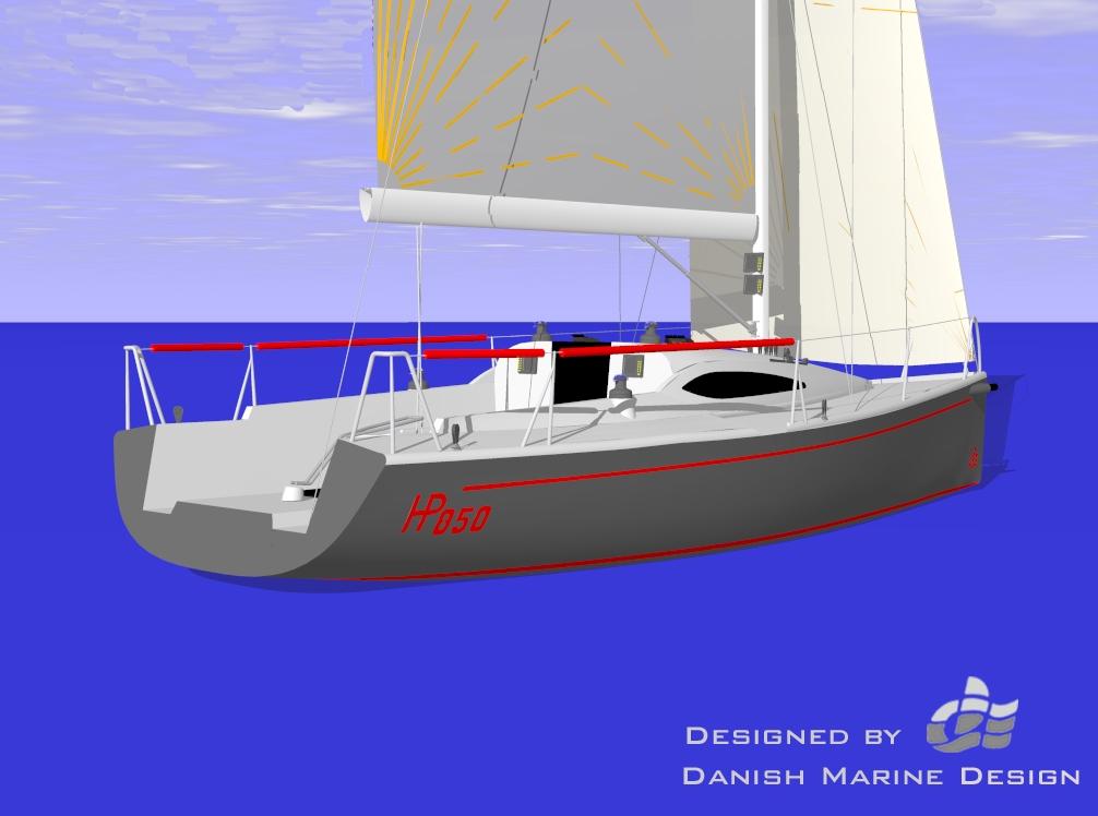 Design no. 152 HP 850