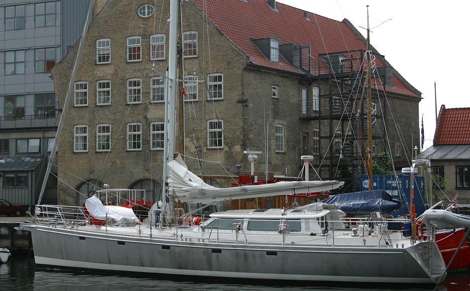 Billede af båd.