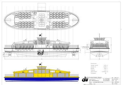 Design no. 91 Havnebus