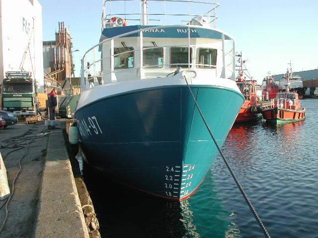 Linebåd