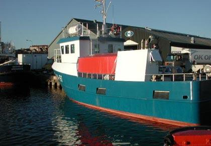 Design no. 129 Linebåd