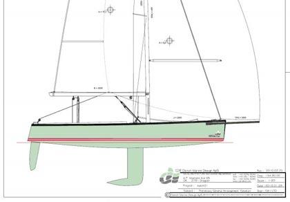 Design no. 154 – M21 Match Racer