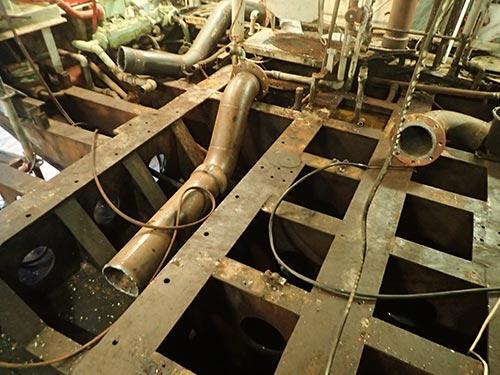 Ombygning og modifikationer af skibsskrog