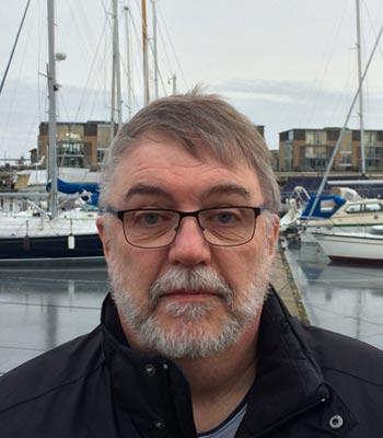 Søren Flening - Partner i Danish Marine Design
