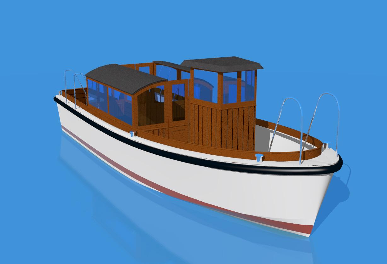 Design no. 102 Havnetaxi