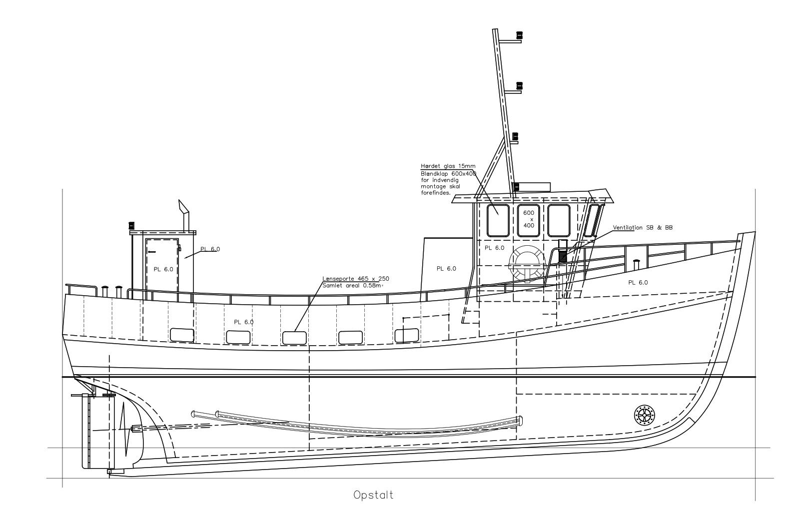 Design no. 83 – Kutteren Ninna